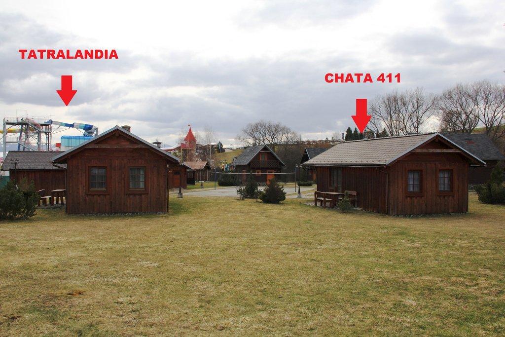79a7ab7e4 Cottage 411 Tatralandia Village - Liptovský Mikuláš