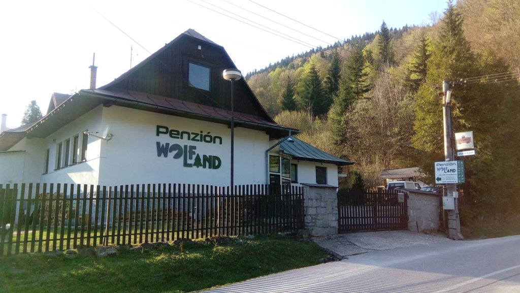 Pension WOLFLAND