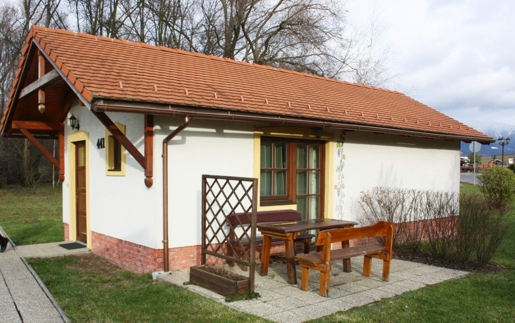 6e2498623 Cottage Liptovský Mikuláš - Liptovská Ondrašová - Chatka u Vinára ...